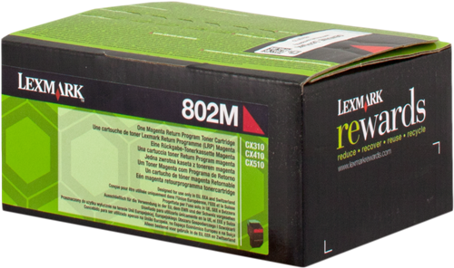Lexmark 80C20M0