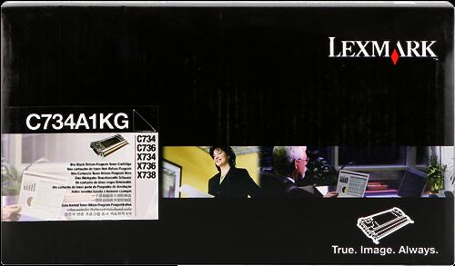 Lexmark C734A1KG