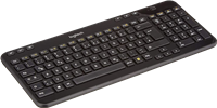 Wireless Keyboard K360 Logitech 920-003056