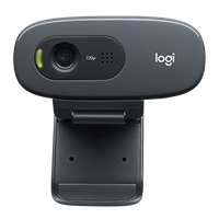 HD-Webcam C505 Logitech 960-001364