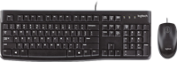 Logitech MK120 Desktop Tastatur-Maus-Set