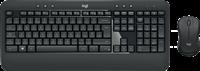 Logitech MK540 Advanced Kabelloses Tastatur-Maus-Set