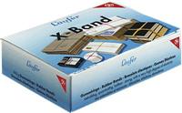 X-Bänder im Karton Läufer 59103