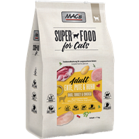 MAC's Cat Superfood - Ente, Pute & Huhn