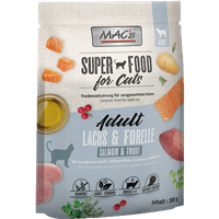 MAC's Cat Superfood - Lachs & Forelle