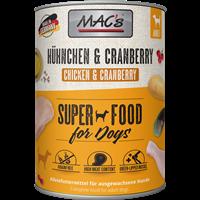 MAC's Dog - 800 g - Hühnchen & Cranberry (904)