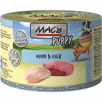 MAC's Dog Puppy - Huhn & Kalb - 200 g (935)