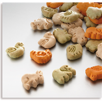 MERA Backwaren - Tierfiguren Mix - 10 kg (042810)