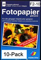 Fotopapier MasterTinta MTFP230_10_Pack