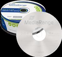 MediaRange DVD-R onbewerkt, 4,7 GB