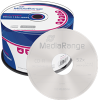 CD-R 700MB|80min MediaRange MR207