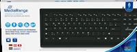 Corded Keyboard MediaRange MROS101
