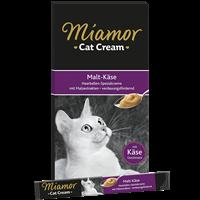 Miamor Cat Snack - Malt-Cream mit Käse - 6 x 15 g (4000158743077)