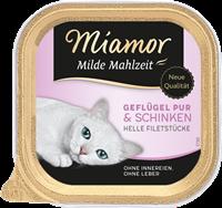Miamor Milde Mahlzeit - 100 g - Geflügel & Schinken (4000158750631)