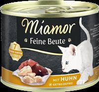 Miamor Dose Feine Beute 185 g - Huhn (74441)