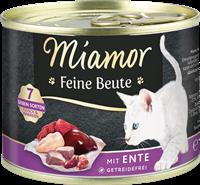 Miamor Dose Feine Beute 185 g - Ente (74443)