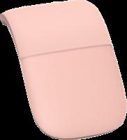 Microsoft Arc Mouse- Maose rosa