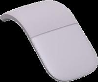 Microsoft Arc Mouse- Mouse lilla