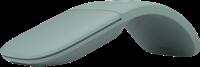 Microsoft Arc Mouse- Mouse verde