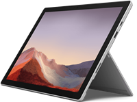 Microsoft Surface Pro 7 platina 256 GB/i5/8 GB