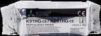 Papier thermique Mitsubishi K91HG