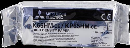 Mitsubishi KP65HM-CE Thermopapier