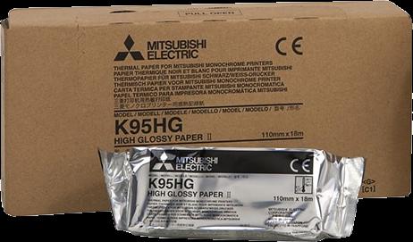 Mitsubishi KP95HG-CE Thermopapier