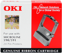 Ruban encreur OKI 09002316
