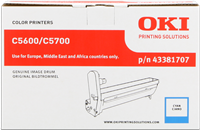 fotoconductor OKI 43381707
