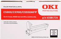 fotoconductor OKI 43381724