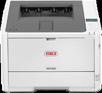 Zwart-wit laserprinter OKI B432dn