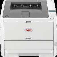 Schwarz-Weiß Laserdrucker OKI B512dn