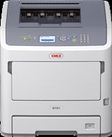 Laserdrucker Schwarz Weiss OKI B721dn