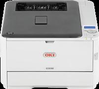 Impresora láser color OKI C332dn