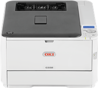 Kolorowa drukarka laserowa  OKI C332dn