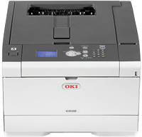 Color laser printer OKI C532dn