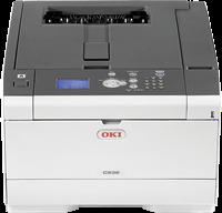 Stampante laser a colori OKI C532dn