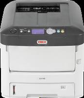 Farb-Laserdrucker OKI C712n