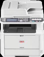 Impresora Multifuncion OKI MB472dnw