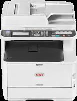 Multifunction Printers OKI MC363dn