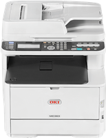 Multifunctionele Printers OKI MC363dn