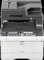 Farb-Laserdrucker OKI MC563dn