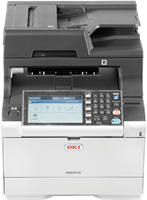 Farb-Laserdrucker OKI MC573dn