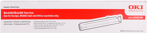 OKI 43502302