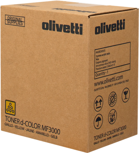 Olivetti d-Color MF3000 B0894
