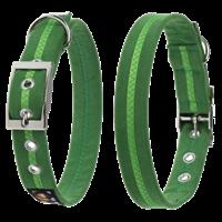 Oscar & Hooch Hundehalsband - Größe L - 41-51 cm - Graphite (50288)