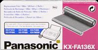 folia termotransferowa na rolce Panasonic KX-FA136X