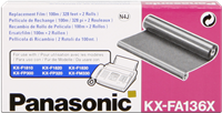 thermal transfer roll Panasonic KX-FA136X