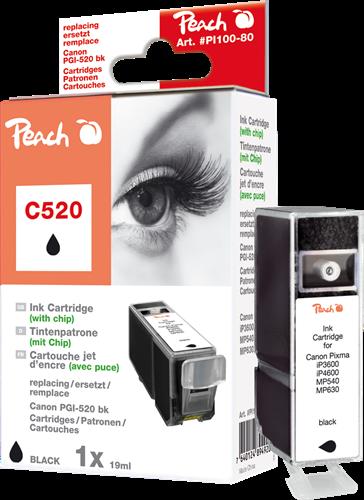 Peach PEICPGI520BK Peach PI100-80