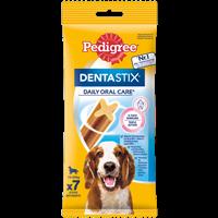 Pedigree Denta Stix - für mittelgroße Hunde - 180 g (2 Sorten) (051316)
